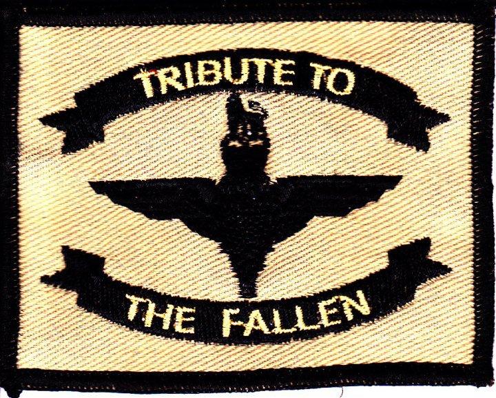 jjs memorial fund badge embroidery